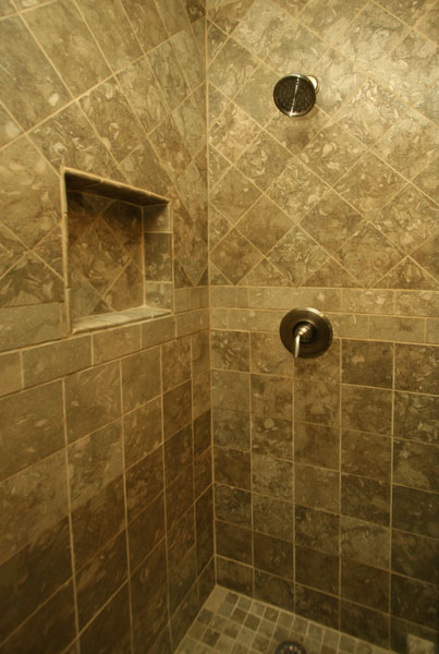 Tile Bathroom B