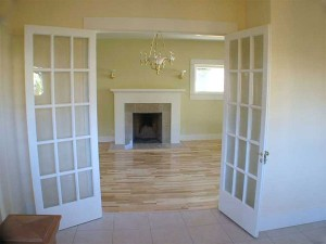 Main Floor Entryway