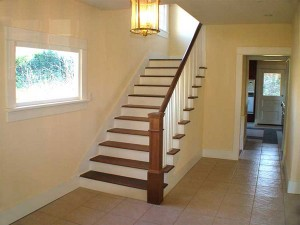 Main Floor Stairs
