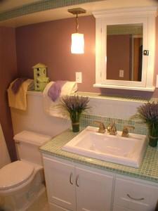 Jurovich Basement Bath Remodel